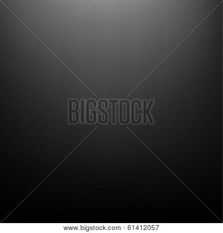 Black Texture, With Gradient Mesh, Vector Illustration