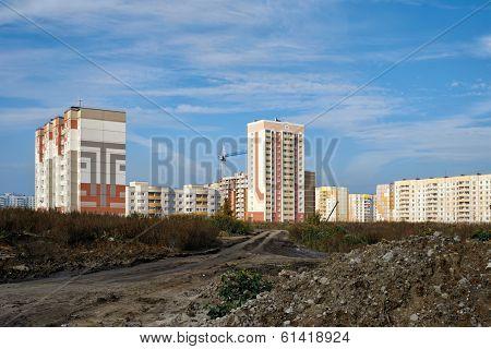 New Development In Lipetsk.