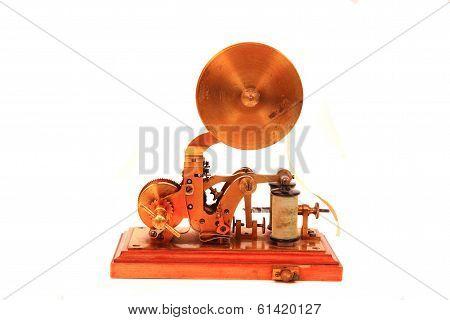 Old Telegraph (communication Machine)