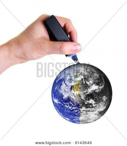 Revitalizing Planet Earth