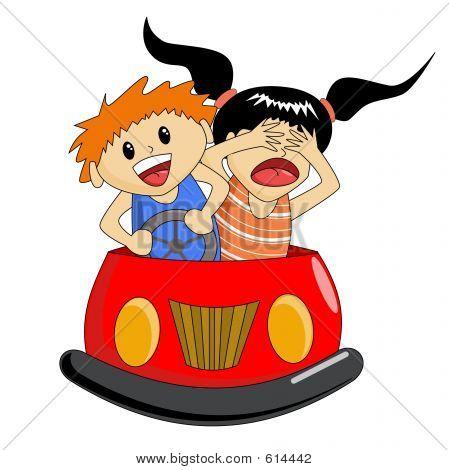 Bumper Car Ride