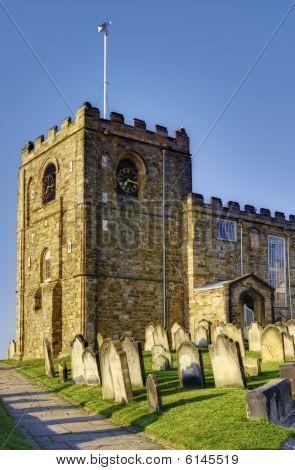 Saint Marys Church Whitby