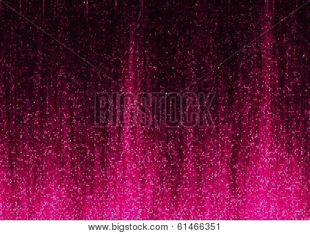 Pink sparkle glitter background.