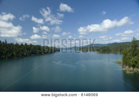 Lago de Ranger perdido