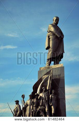 Monument in Kharkov