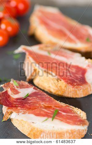 Skewer Ham