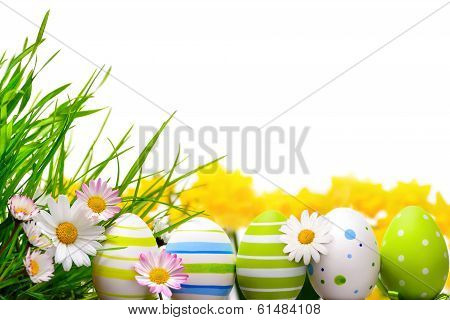 Easter Eggs Arrangement