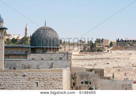 Mosk in jerusalem