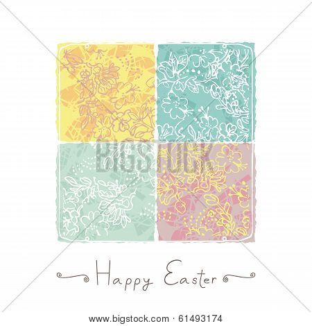 Easter Card Background