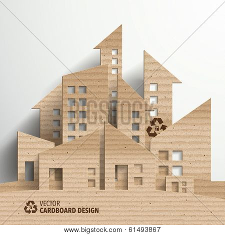Vector Cardboard Graphics