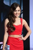 LOS ANGELES - MAR 13:  Kelli Berglund at the