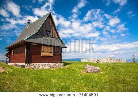 Castle Pusty Hrad, Slovakia