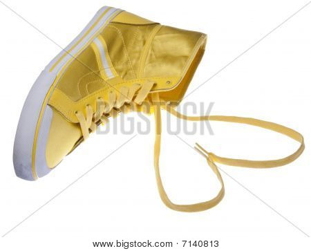 Yellow Sneaker Love