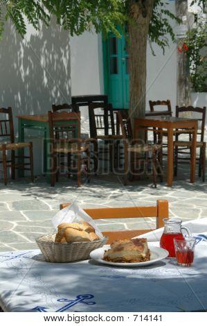 Taverna Lunch
