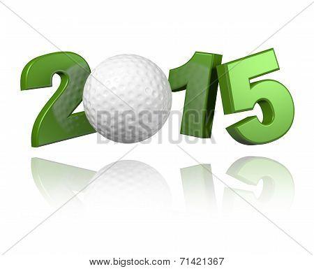 Golf 2015 Design