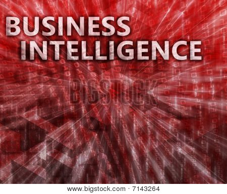 Business Intelligence Illustration