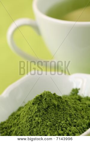 Matcha Green Tea Powder