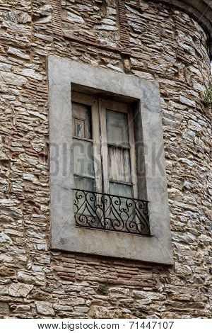 Rustic Window Outdoors