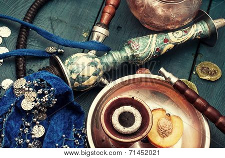 shisha and accessories