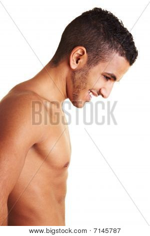 Esportivo masculino marroquino