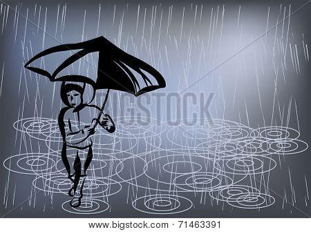 Raining Day