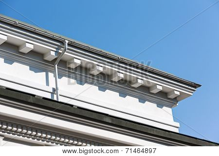 Roof Top Gutter