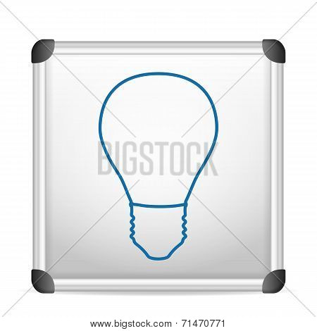 Whiteboard Bulb