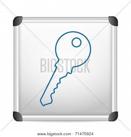 Whiteboard Key