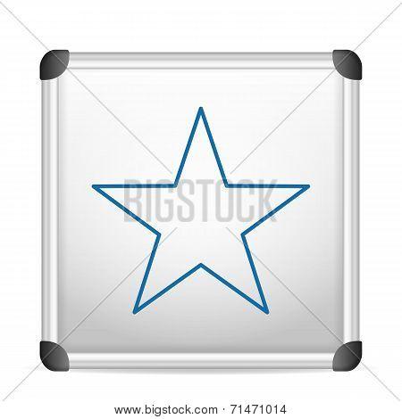 Whiteboard Star