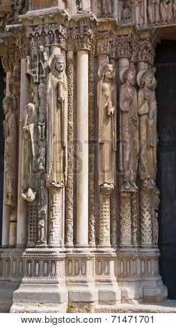Chartres Cathedral. France.