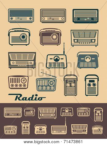 Radio receivers