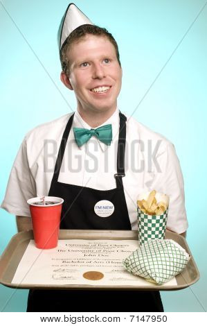 Fries With That Degree?