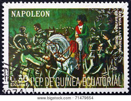 Postage Stamp Equatorial Guinea 1972 Napoleon In Bavaria