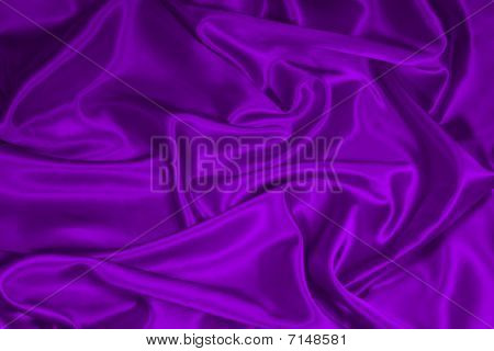 Purple Satin/Silk Fabric 1