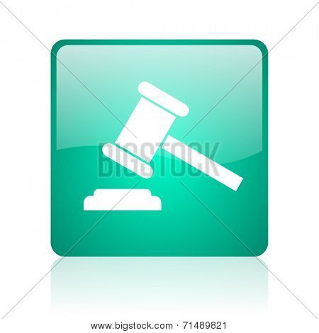 auction internet icon