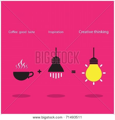 The Good Idea Accomplish Inspiration And Coffee Good Taste Can Be Created The Best Job