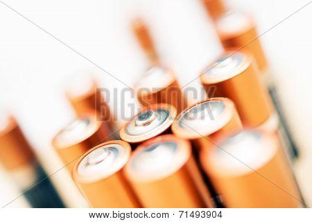 Aa Golden Batteries