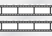 foto of storyboard  - Professional of film storyboard template for easy to present the process of story - JPG