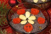 Polish Christmas Poppy Seed Dessert poster