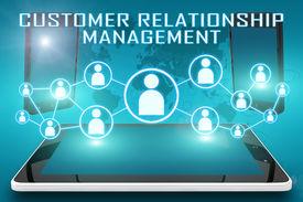 foto of social system  - Customer Relationship Management  - JPG