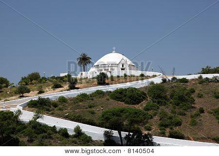 Church in Loule , Algarve Portugal