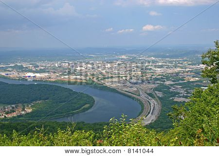 Chattanooga from Point Park