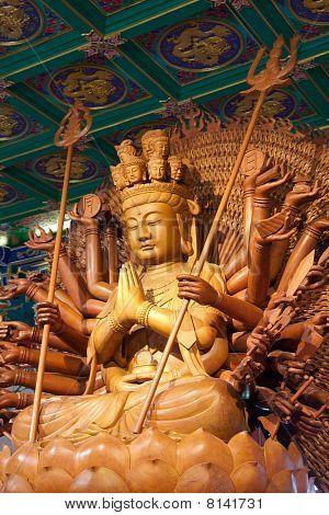 Guanyin Avalokitesvara bodhisattva