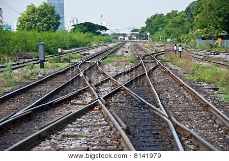 The Railway Track