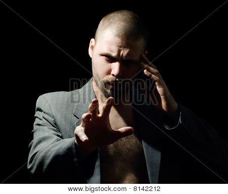 Hypnotic Man