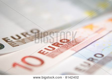 Euro's banknotes