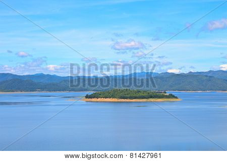 Kaengkrachan Dam, Phetchaburi Thailand