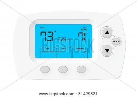 Modern Programming Thermostat