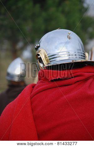 roman legionario