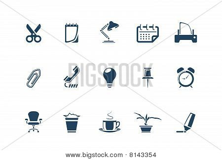 Office Icons 1 - Piccolo series